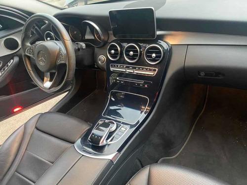 mercedes-benz  c 200 avantgarde turbo 4p - 2016