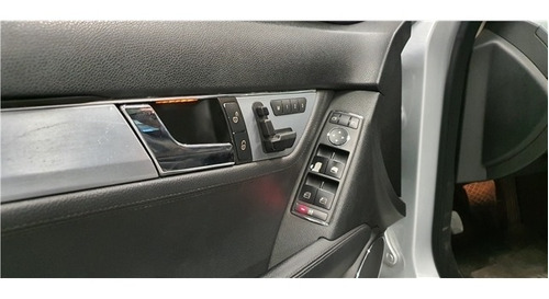 mercedes-benz c 200 k 1.8 avantgarde kompressor gasolina 4p