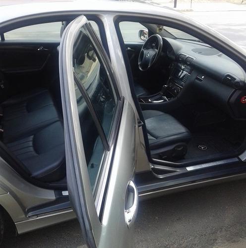 mercedes benz c 200 kompressor elegance aut. 2005