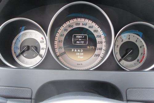 mercedes benz c 200 sport 2012