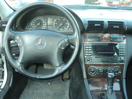 mercedes benz c-220 cdi diesel 2006
