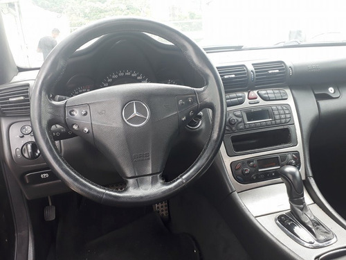 mercedes-benz c 230 2.3 sport coupé gasolina 2p