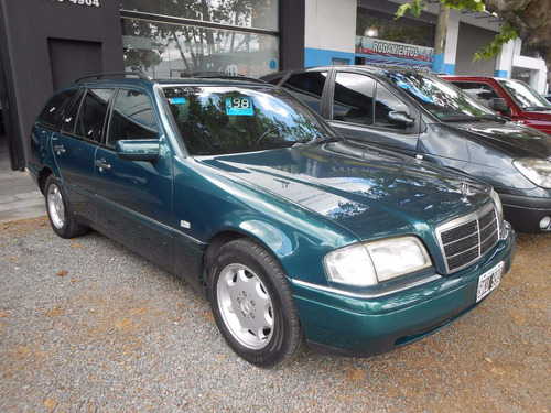 mercedes benz c 230 rural 1998  impecable!!!!   44504904