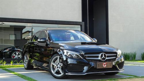 mercedes-benz c 250 2.0 cgi sport turbo 16v gasolina 4p
