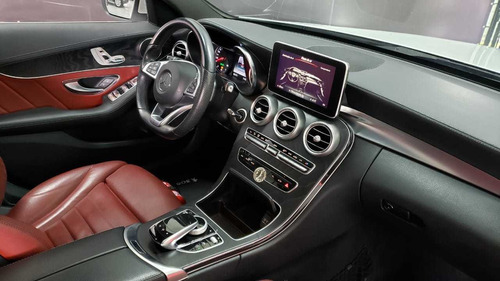 mercedes-benz - c 250 2.0 sport turbo 2015