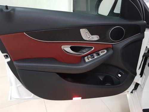 mercedes-benz c 250 ano 2015 2.0 cgi sport turbo gasolina