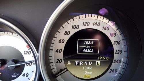 mercedes benz c 250 cgi sport 2012
