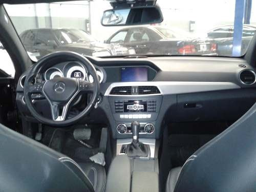 mercedes benz c 250 coupé 2011 excelente de verdad