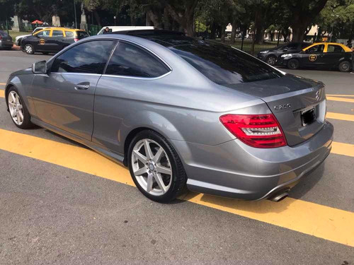 mercedes benz c  250 coupe blueefficiency at sport 2014