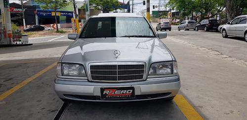 mercedes benz c 280 completa 1994 nova raridade colecionador