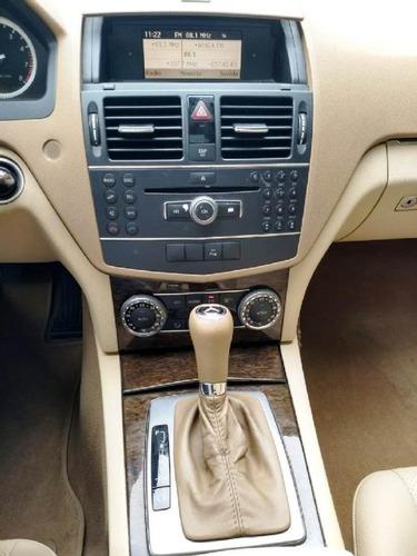 mercedes-benz c 280 elegance 2008 autos dario