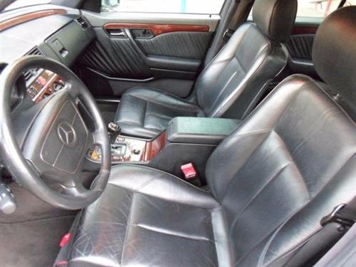 mercedes-benz c 280 elegance 2.8 automático excelente estado