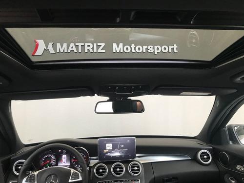 mercedes-benz c 300 2.0 cgi gasolina sport 9g-tronic