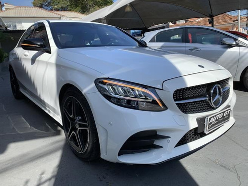 mercedes benz c-300 ano 2019 *blindado*