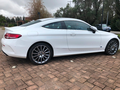 mercedes benz c 300 coupe amg pack