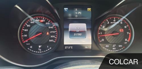 mercedes benz c 63 amg  2018 - 35.000 km !!!