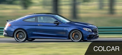mercedes benz c 63 s amg coupe 0km - 2020