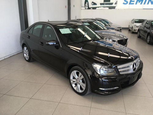 mercedes-benz c class 2014 4p c 200 exclusive plus aut