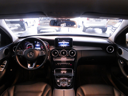 mercedes-benz  c180 1.6 avantgarde turbo 5p