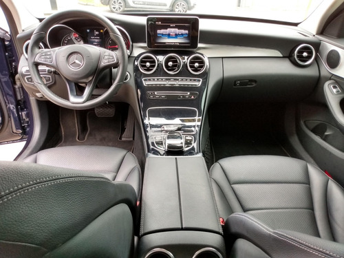 mercedes-benz c180 1.6 turbo gasolina automático 2015/2015