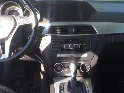 mercedes-benz c180 1.8 cgi blue efficiency aut 2013