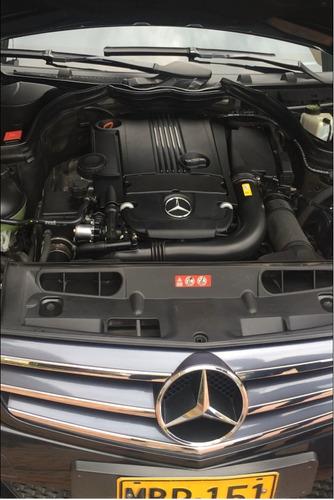 mercedes benz c180 1.8 turbo 2012