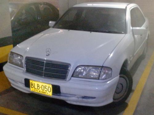 mercedes benz c180 1999