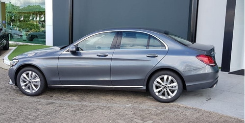 mercedes-benz c180 2019  1.6 avantgarde turbo 0km