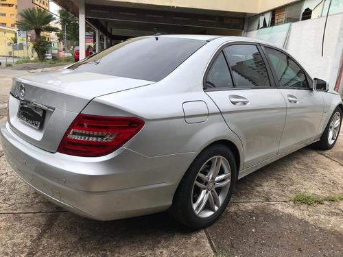mercedes-benz / c180 autom. - 2012/2012