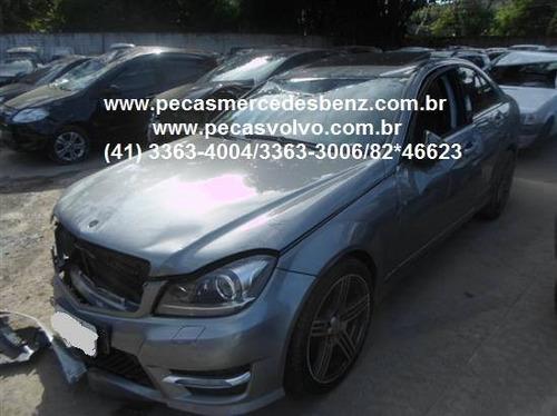 mercedes benz c180 c200 c250 2013 peças / airbag / sucata