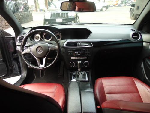 mercedes-benz c180 coupe 2014 factura original impecable