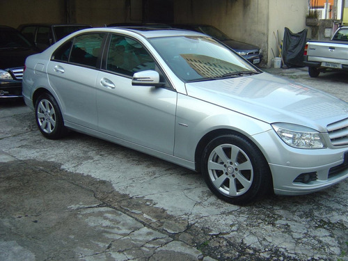 mercedes benz c180 k turbo teto solar 2010