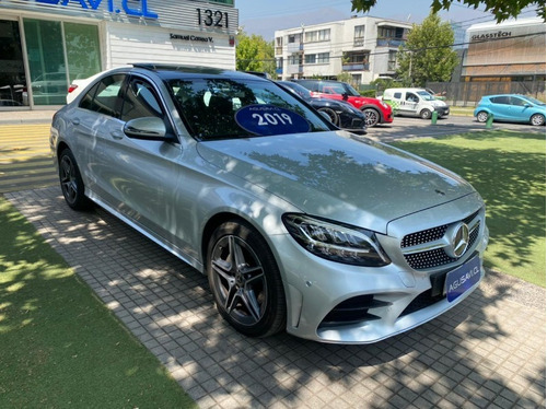 mercedes-benz c200 1.5 t sedan look amg 2019