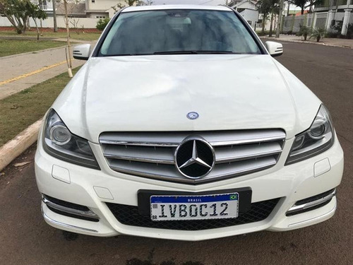 mercedes benz - c200  1.8 avantgarde turbo impecavel