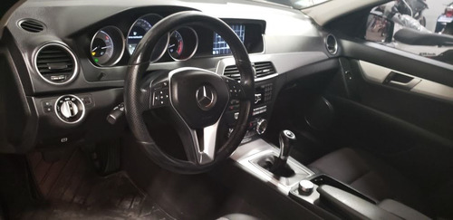 mercedes benz c200 1.8 blueefficiency avantgarde modelo 2012