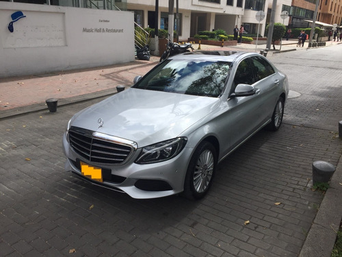 mercedes benz c200 181hp, 2017