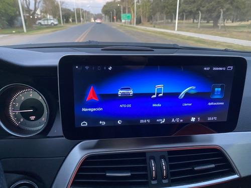 mercedes benz c200 36.000km pantalla tactil 9´ gps