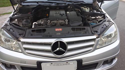 mercedes-benz c200 avantgarde kompresor  2010 194cv