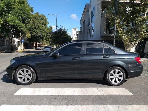 mercedes benz c200 b.efficiency m/t  2013 gpdevoto