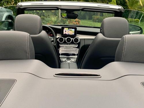 mercedes benz c200 cabriolet 2018