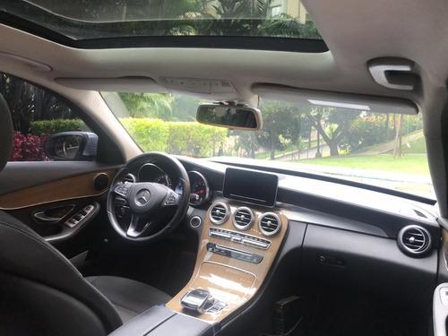 mercedes benz c200 cc2000 automático modelo 2016