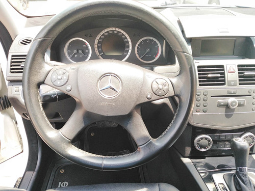 mercedes benz c200 cgi mod. 2010 4 cilindros turbo