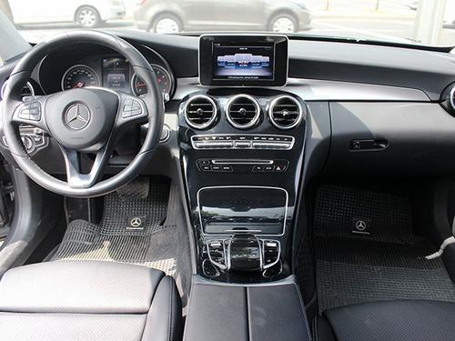 mercedes-benz c200 coupe 2.0 2018
