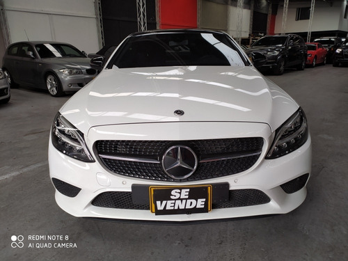mercedes benz c200 coupe  n ii 2.020