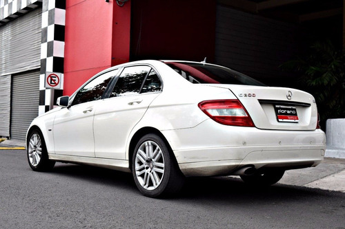 mercedes benz c200 exclusive 2011