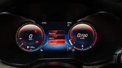 mercedes benz c200 exclusive - placa par