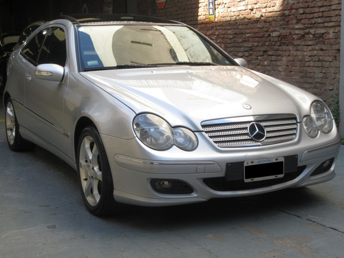 mercedes benz c200 kompresor coupe - carhaus