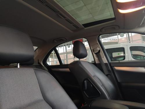 mercedes benz c200 kompressor  2009 gris ift