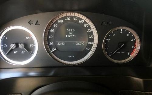 mercedes benz c200 kompressor 2010 usado impecable