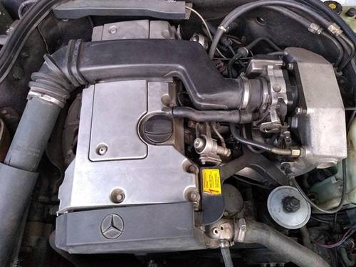 mercedes benz c200 mod 94 full nafta cuero manual